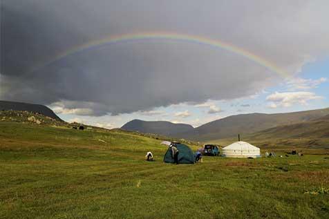 Moğolistan